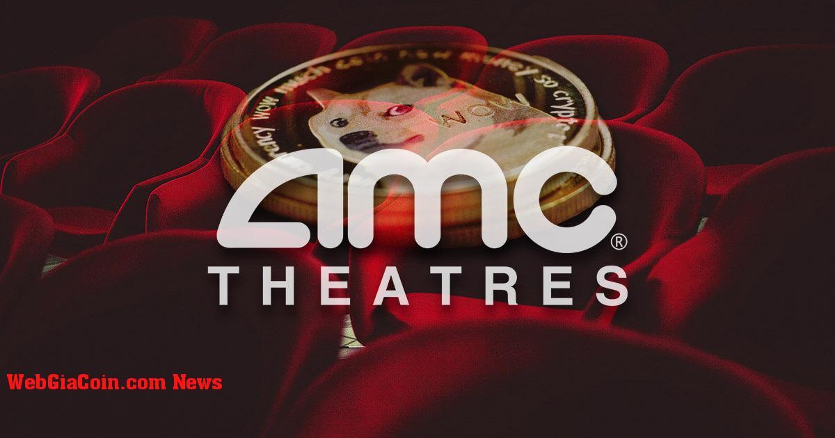 69% khán giả đến rạp AMC nói rằng thương hiệu nên chấp nhận Dogecoin (DOGE)