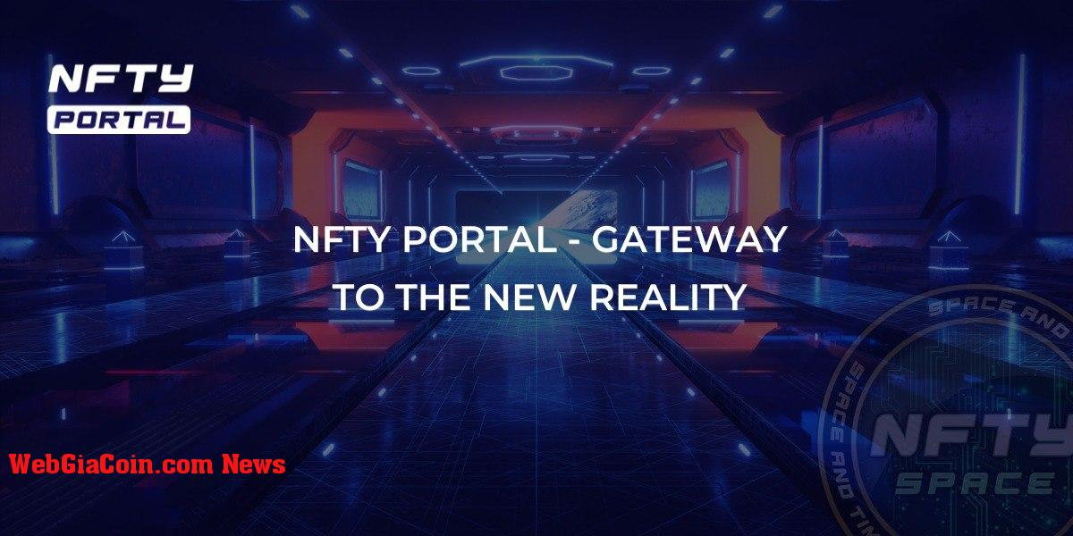 Cổng thông tin NFTY - cổng vào thực tế mới