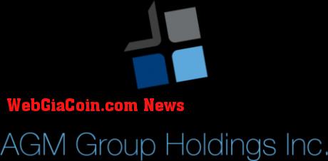 Công ty giữ AGM Group thông báo Đơn đặt hàng quan trọng đầu tiên gồm 30.000 Máy khai thác tiền kỹ thuật số