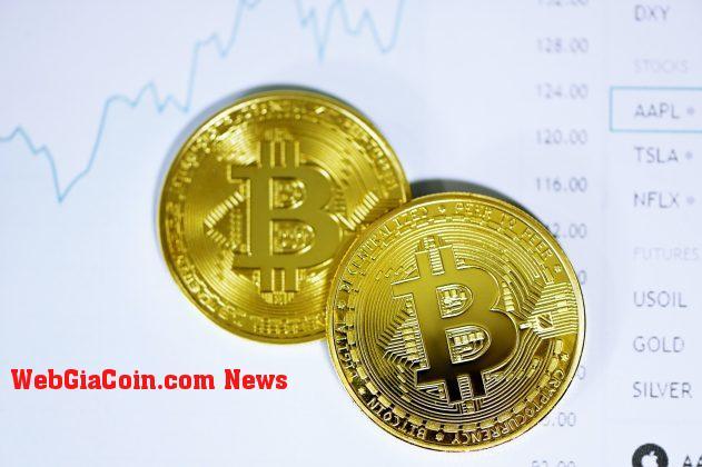 Mức tăng đáng kể trong khối lượng mua Bitcoin giao ngay cho thấy sự gia tăng bền vững