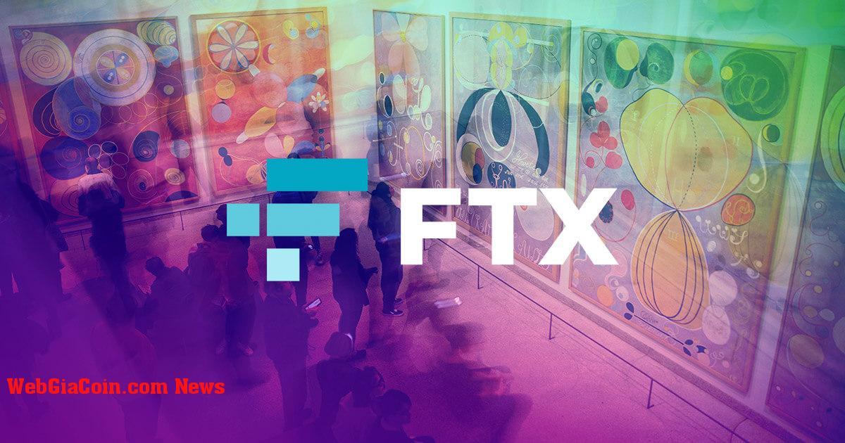 Solana NFT hiện đã có trên thị trường FTX