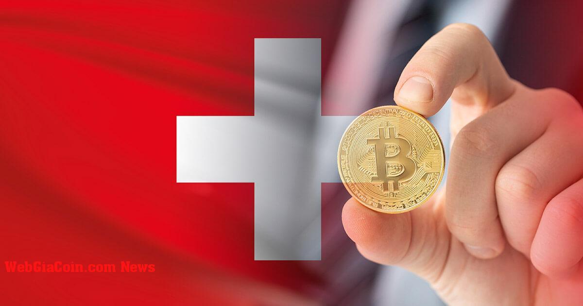 Thụy Sĩ có thể là quốc gia tiếp theo hợp hiến hóa Bitcoin?