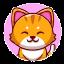 Kitten Token KTN icon symbol