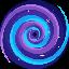 CosmicSwap COSMIC icon symbol