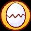 Biểu tượng logo của LoserChick EGG