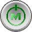 Megatech MGT icon symbol