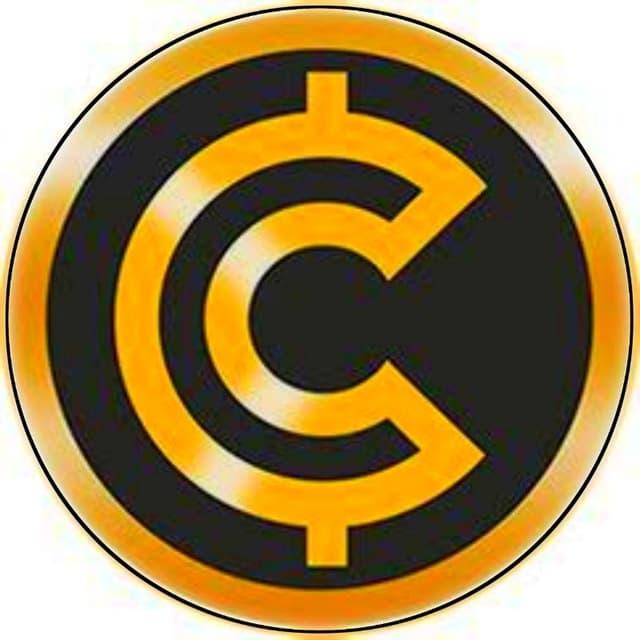Crypto Bank Coin CBC icon symbol