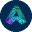 Arctic Finance AURORA icon symbol