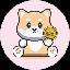 DogeBack DOGEBACK icon symbol