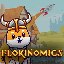 Biểu tượng logo của Flokinomics