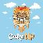 CakeUp CAKEUP icon symbol