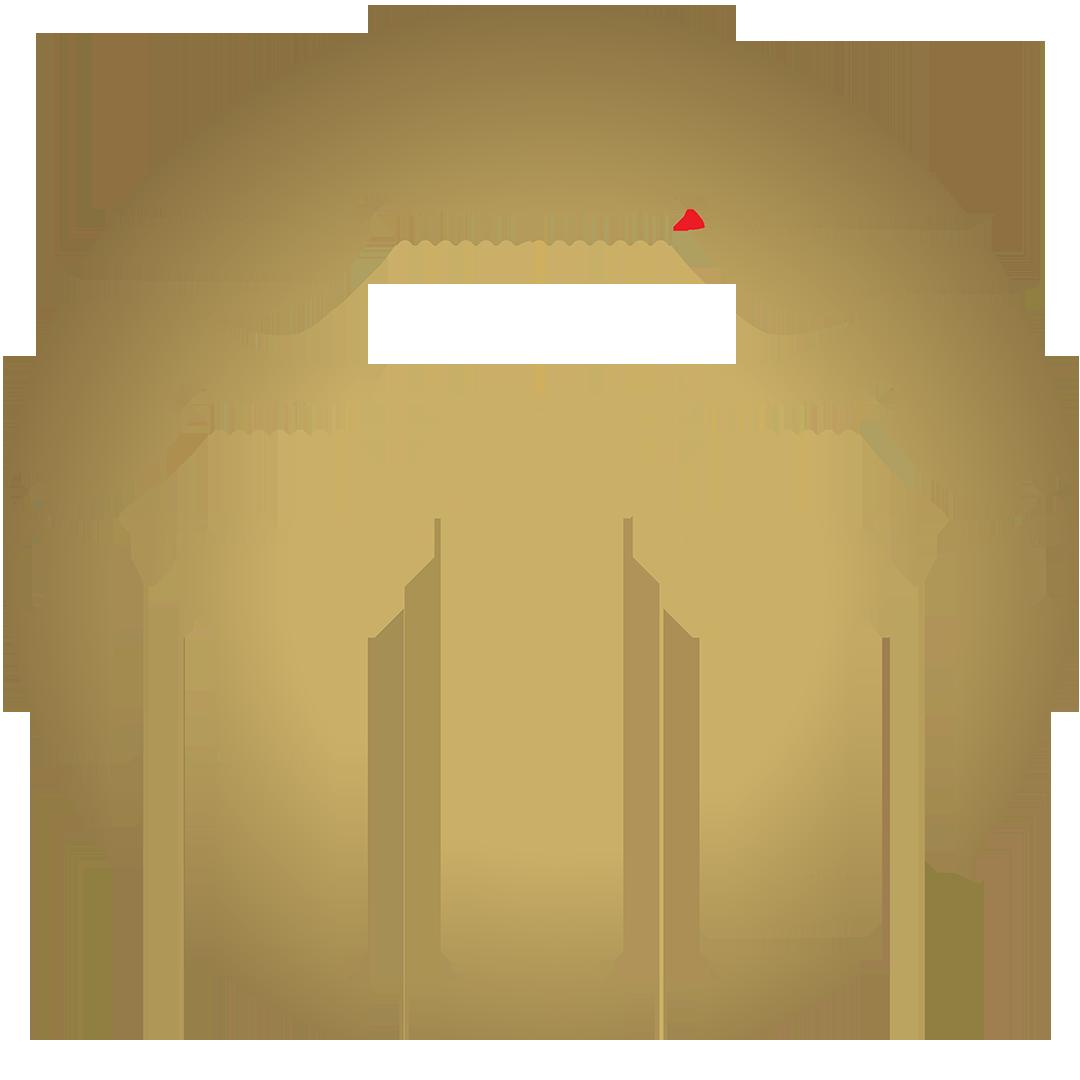Biểu tượng logo của The Three Kingdoms