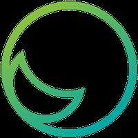 Goji Crypto HANU icon symbol