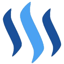 Biểu tượng logo của Steem Dollars