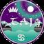 Biểu tượng logo của TajCoin