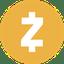 Biểu tượng logo của Zcash