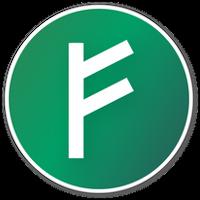 Biểu tượng logo của Auroracoin
