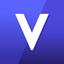 Biểu tượng logo của Voyager Token
