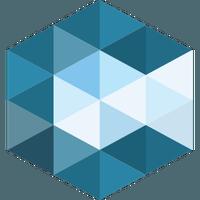 Biểu tượng logo của Crystal Clear