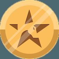 Biểu tượng logo của Unikoin Gold