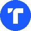 Biểu tượng logo của TrueUSD