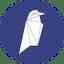 Biểu tượng logo của Ravencoin