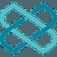 Biểu tượng logo của Loom Network
