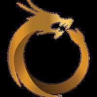 Biểu tượng logo của Dragon Coins