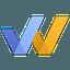 Biểu tượng logo của 1World