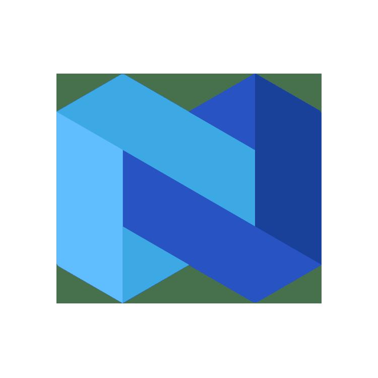 Biểu tượng logo của Nexo