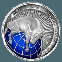 Biểu tượng logo của Cryptaur