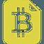 Biểu tượng logo của Bitcoin File