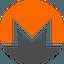 Biểu tượng logo của Monero