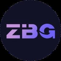 Biểu tượng logo của ZBG Token