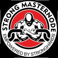 Biểu tượng logo của StrongHands Masternode
