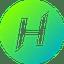 Biểu tượng logo của HedgeTrade