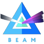 Biểu tượng logo của Beam