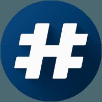 Biểu tượng logo của #MetaHash