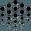 Biểu tượng logo của Ocean Protocol