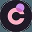 Biểu tượng logo của Chromia
