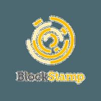 Biểu tượng logo của BlockStamp