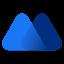 Biểu tượng logo của MX Token