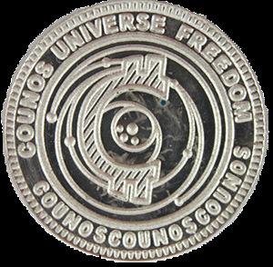 Biểu tượng logo của Counos Coin
