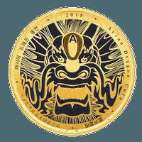 Biểu tượng logo của Asian Dragon