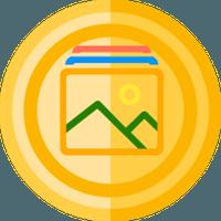 Biểu tượng logo của ImageCoin