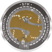 Biểu tượng logo của STK Coin