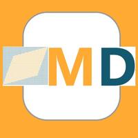 Biểu tượng logo của MDtoken