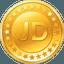 Biểu tượng logo của JD Coin