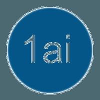 Biểu tượng logo của 1AI Token