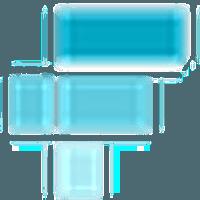 Biểu tượng logo của 3X Long Ethereum Token
